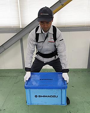 島津ロジスティクスサービス株式会社
