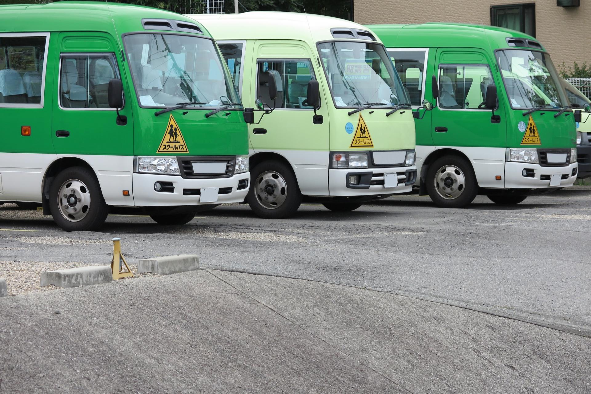 【IoT活用事例】送迎バスの位置情報管理事例