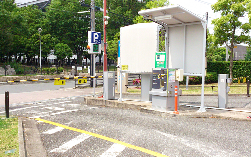【IoT導入事例】駐車場(コインパーキング)の防犯に監視システム導入