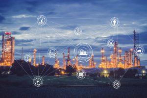 工場間のネットワーク
