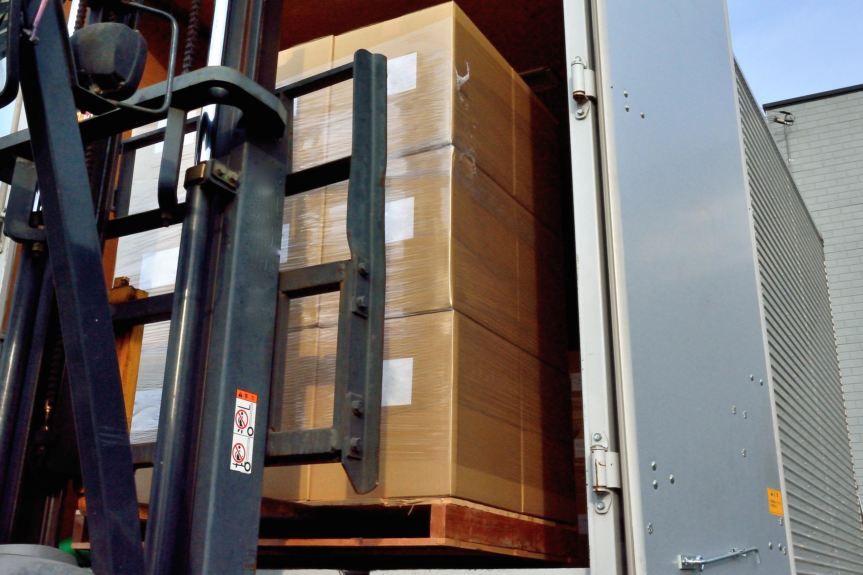 【食品製造】拠点間輸送パレットの受払管理、棚卸に活用