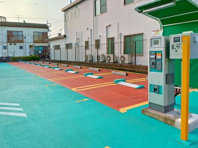 駐車場の防犯・セキュリティ対策