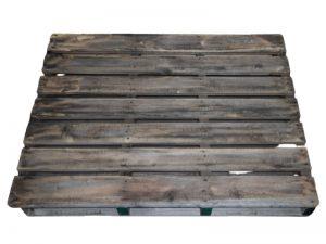中古木製パレット画像