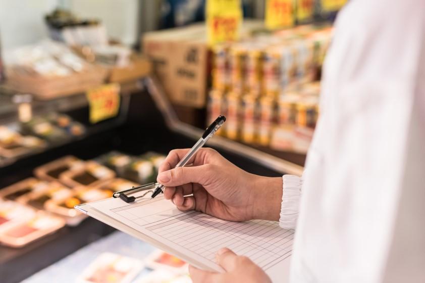 スーパーマーケットにおけるHACCPの特徴や進め方